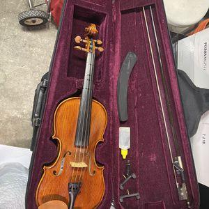 Salvatore Cadoni violin & bow Model 80 , 2007 for Sale in Las Vegas, NV