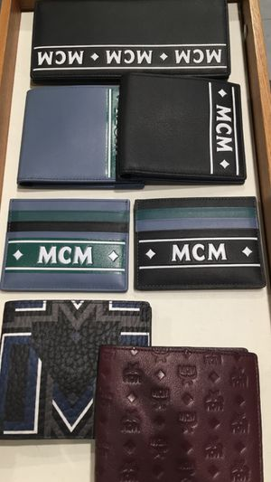 MCM Men's Wallets Bifolds & Cardholders for Sale in Queens, NY