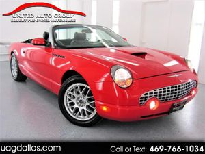 2003 Ford Thunderbird for Sale in Farmers Branch, TX