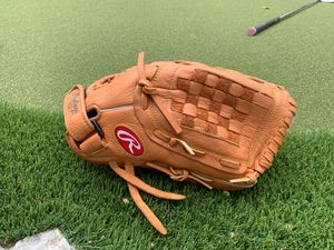 """Rawlings Outfield Glove 12.5"""" for Sale in Arlington, TX"""