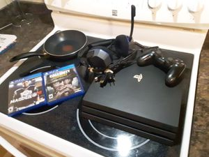 Ps4 PRO for Sale in Bismarck, ND