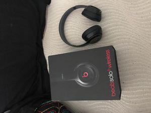 Beats solo 2 wireless for Sale in San Antonio, TX