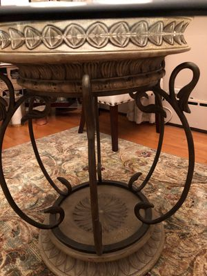 Glass top table for Sale in CT, US