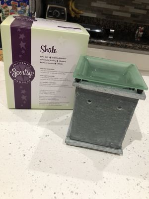 New Scentsy Shale- Discontinued for Sale in Miramar, FL