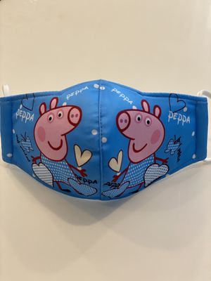 Pappa pig kid mask for Sale in Chino, CA