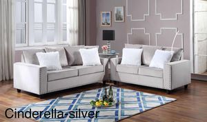 Sofa love set couch for Sale in Houston, TX