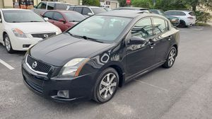 2012 Nissan Sentra SR special edition only 84k miles runs like new for Sale in Kissimmee, FL