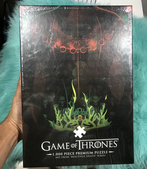 Puzzle 1000 Pc: Game Of Thrones Long May She Reign for Sale in Miami, FL