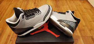 Jordan retro 3's size 8 for Men. for Sale in Lynwood, CA