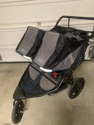 Bob revolution double stroller for Sale in Irwindale, CA
