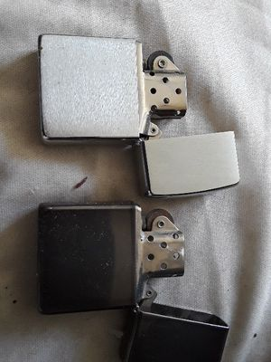 2 never used Zippo lighters for Sale in Pittsburgh, PA