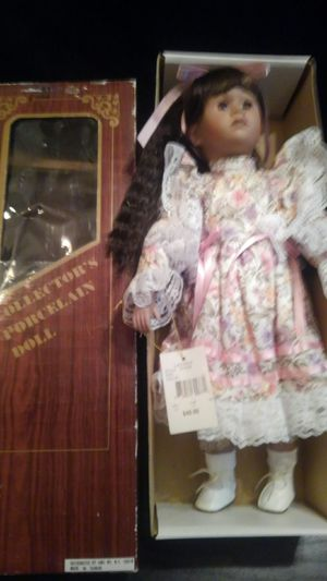 Collectors porcelain doll antique for Sale in Hamilton, OH