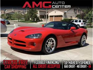 2004 Dodge Viper for Sale in Fontana, CA