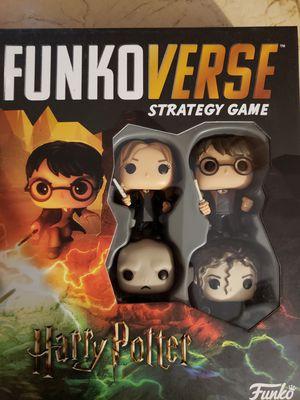 FunkoVerse Harry Potter Board Game for Sale in San Antonio, TX