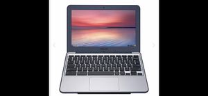 """ASUS Chromebook C202SA-YS02 11.6"""" Ruggedized and Water Resistant Design with 180 Degree (Intel Celeron 4 GB, 16GB eMMC, Dark Blue, Silver) for Sale in Lemon Grove, CA"""