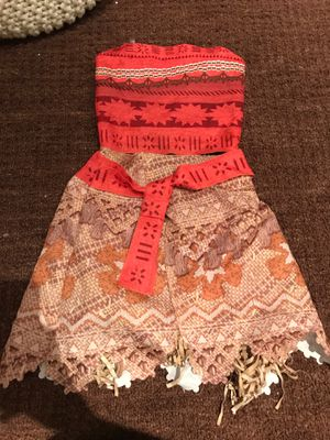 Moana costume for Sale in Beverly Hills, CA