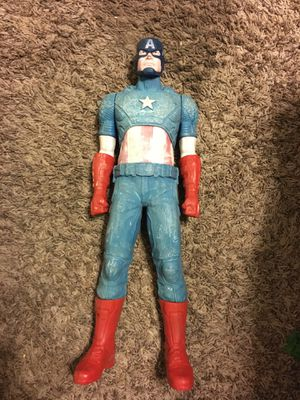 Captain America toy for Sale in Las Vegas, NV