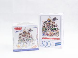 Animal House Liar's dice game & puzzle for Sale in Humble, TX