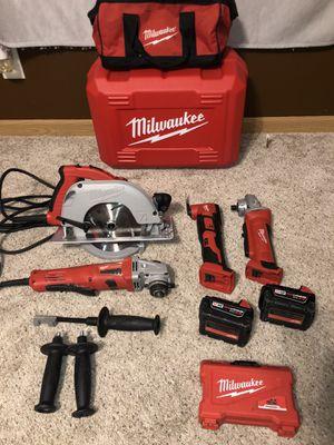 Milwaukee Power Tools for Sale in Ann Arbor, MI