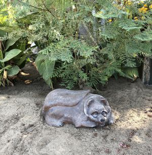 Brand new cement chow chow dog for Sale in Selma, CA