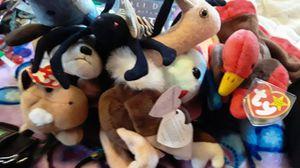 Beanie baby's new for Sale in Abernathy, TX