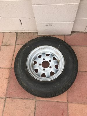 Trailer Spare Tire for Sale in Las Vegas, NV