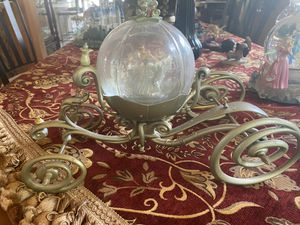 Disney Cinderella Carriage Globe for Sale in Scarsdale, NY