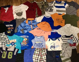 Lot Of 18 Month Toddler Clothes for Sale in Oviedo,  FL