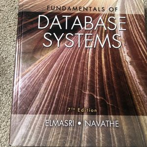 Fundamentals Of Database Systems for Sale in Kent, WA