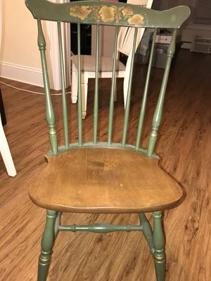 Antique Hitchcock chairs for Sale in Johnston, RI