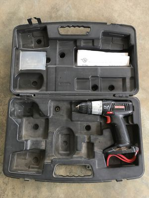 Craftsman 14.4 volt drill for Sale in Norco, CA