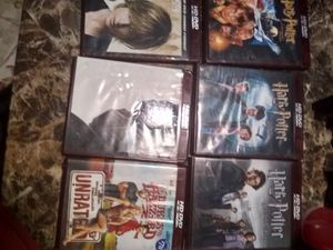 HD DVDs close to 40 movies 60 obo for Sale in Detroit, MI