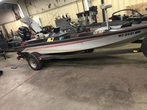 1988 bass tracker for Sale in Lexington, NC