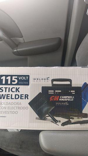 115v stick welder new for Sale in Lakewood, CO