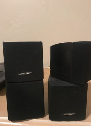 Bose surround sound speakers for Sale in Taylorsville, UT