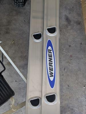 28 foot extendable ladder Werner for Sale in Pflugerville, TX
