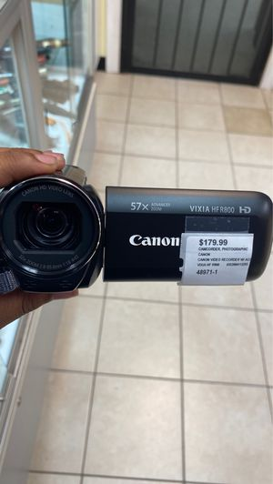 Canon Camcorder for Sale in Portsmouth, VA