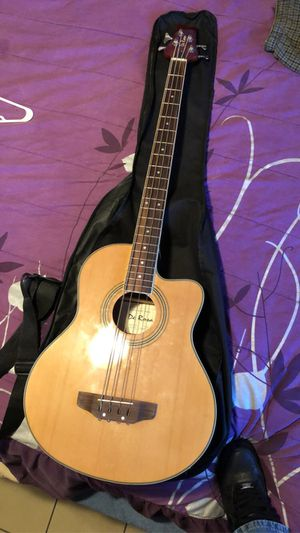 Acoustic bass guitar for Sale in Oakland, CA