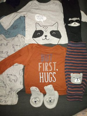 Baby clothes 0-3 for Sale in Phoenix, AZ