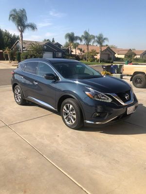 2018 Nissan Murano for Sale in Selma, CA