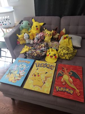 Pikachu collection for Sale in Lake Villa, IL