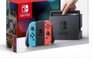Nintendo Switch with Box and accessories for Sale in Kissimmee, FL