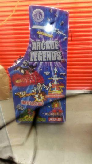 Arcade legends juke box over 100 games! for Sale in Avondale, AZ