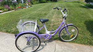 Brand new purple trycicle for Sale in Rockville, MD