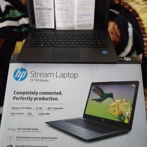 Hewlett-Packard Screen Laptop 14-in HD Display for Sale in Manteca, CA