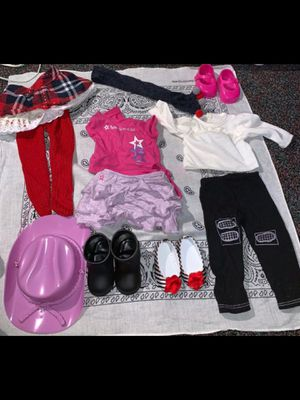 American girl doll clothes set for Sale in Silver Spring, MD