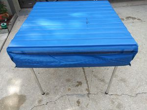Cam parole camping table for Sale in Spring Hill, FL