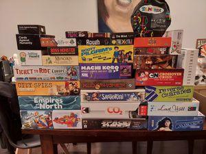 Board games for Sale in La Habra, CA