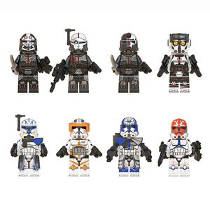 Star Wars The Bad Batch Rex Cody Jesse 332nd Minifigures LEGO COMPATIBLE for Sale in Westminster, CA