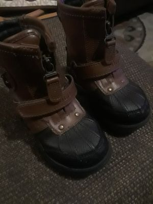 Air Max And Ralph Lauren Polo Boots for Sale in Nashville, TN